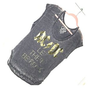 Chaser M NWT AC/DC destructed tank